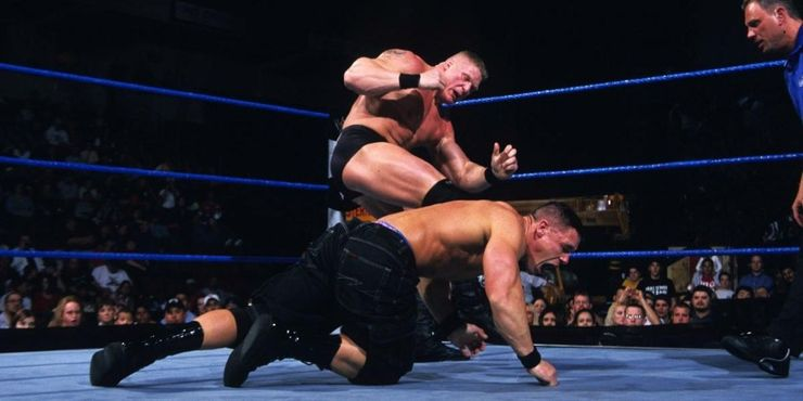 Every John Cena Vs Brock Lesnar Match, Ranked From Worst To Best - cover