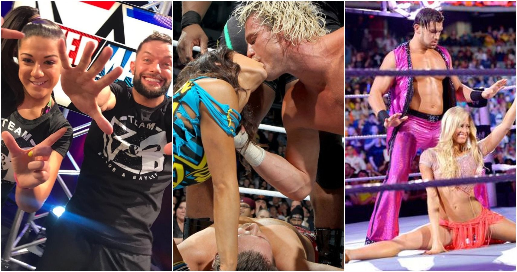 dating wrestling