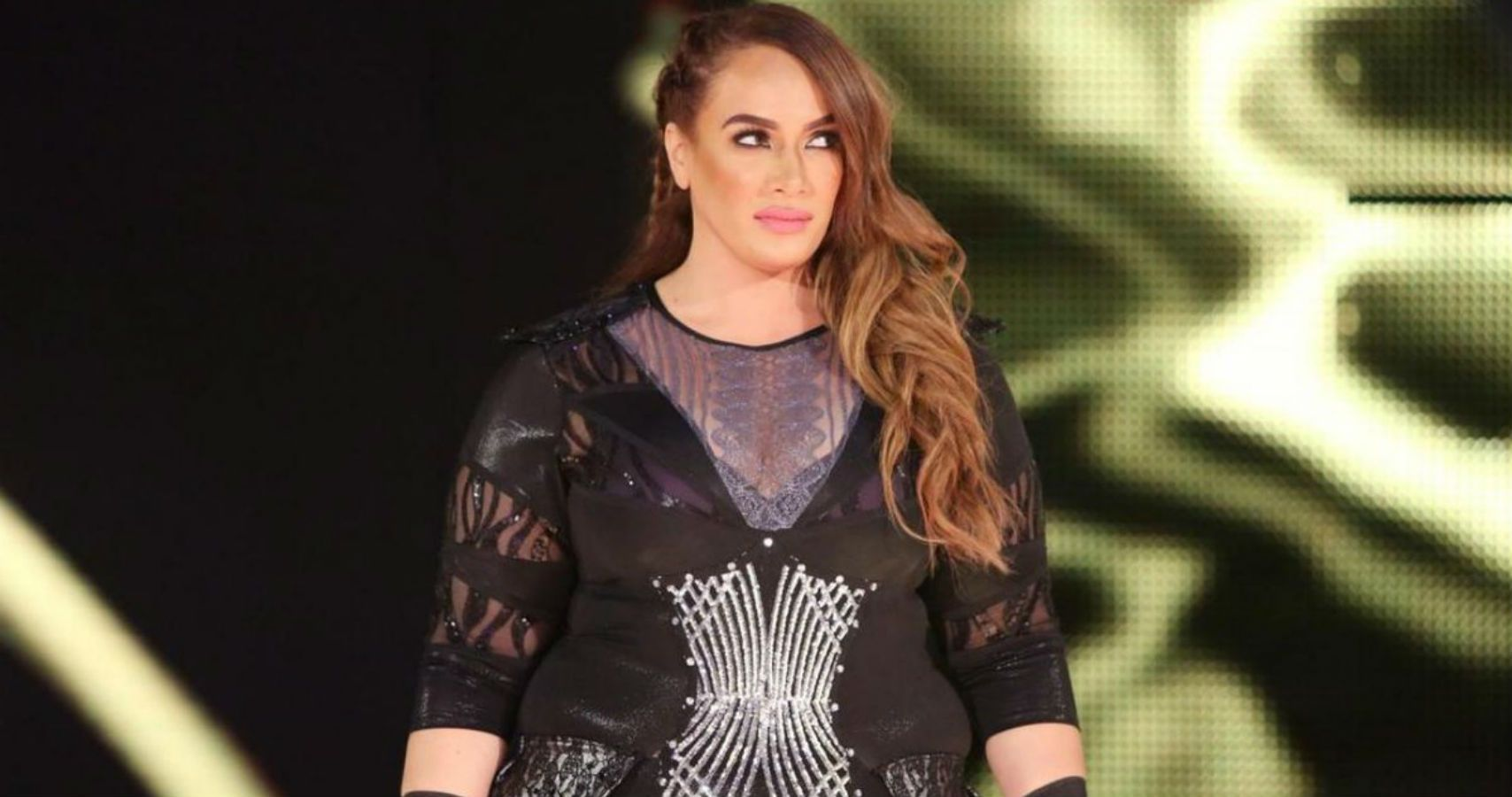 SEE: Nia Jax shouts My hole! - wrestler has hilarious