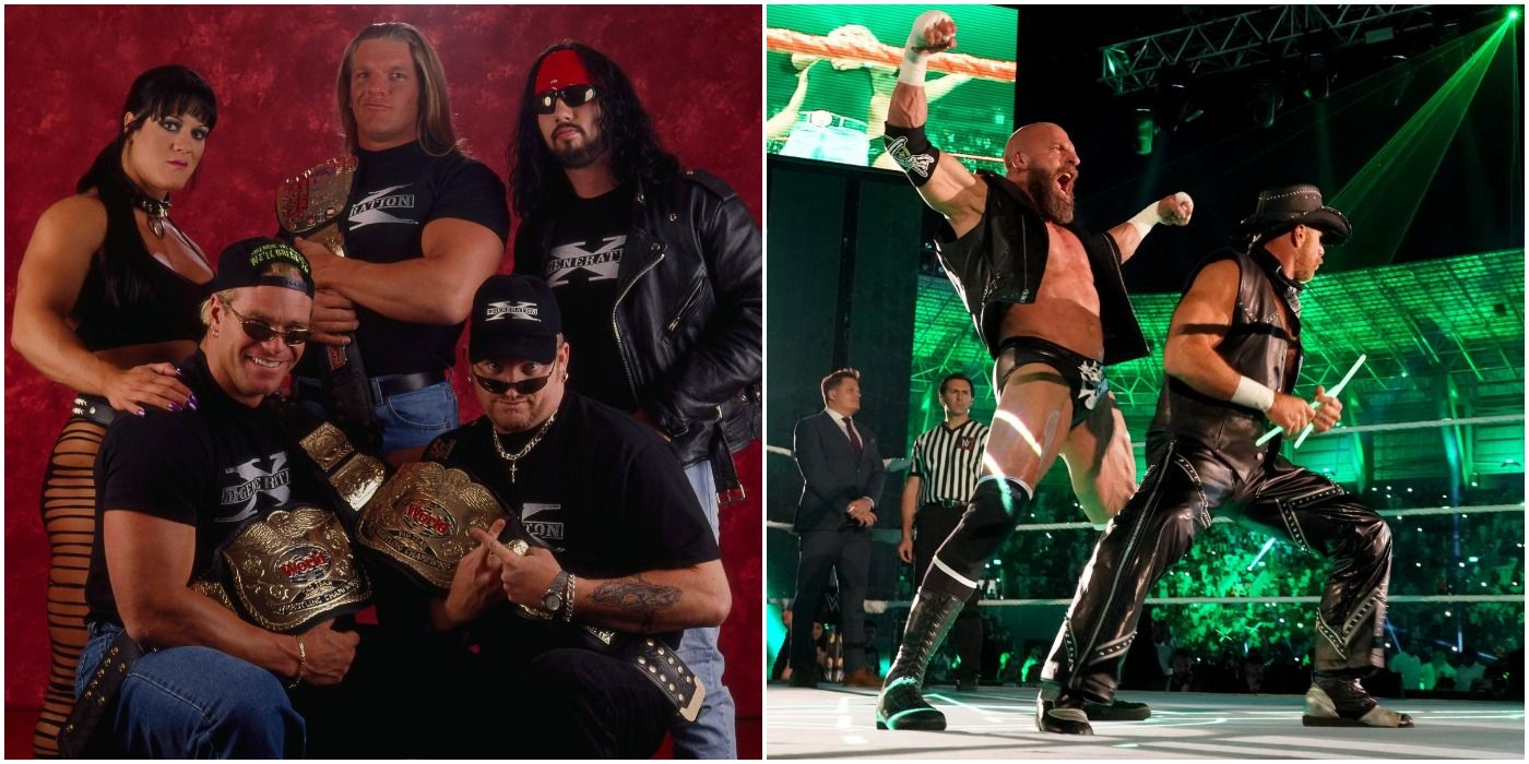 10 Things About DX That Made No Sense | TheSportster