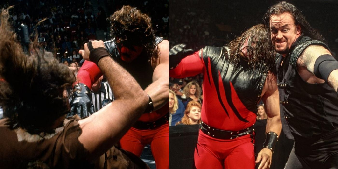 Kane's First 10 WWE PPV Matches, Ranked From Worst To Best
