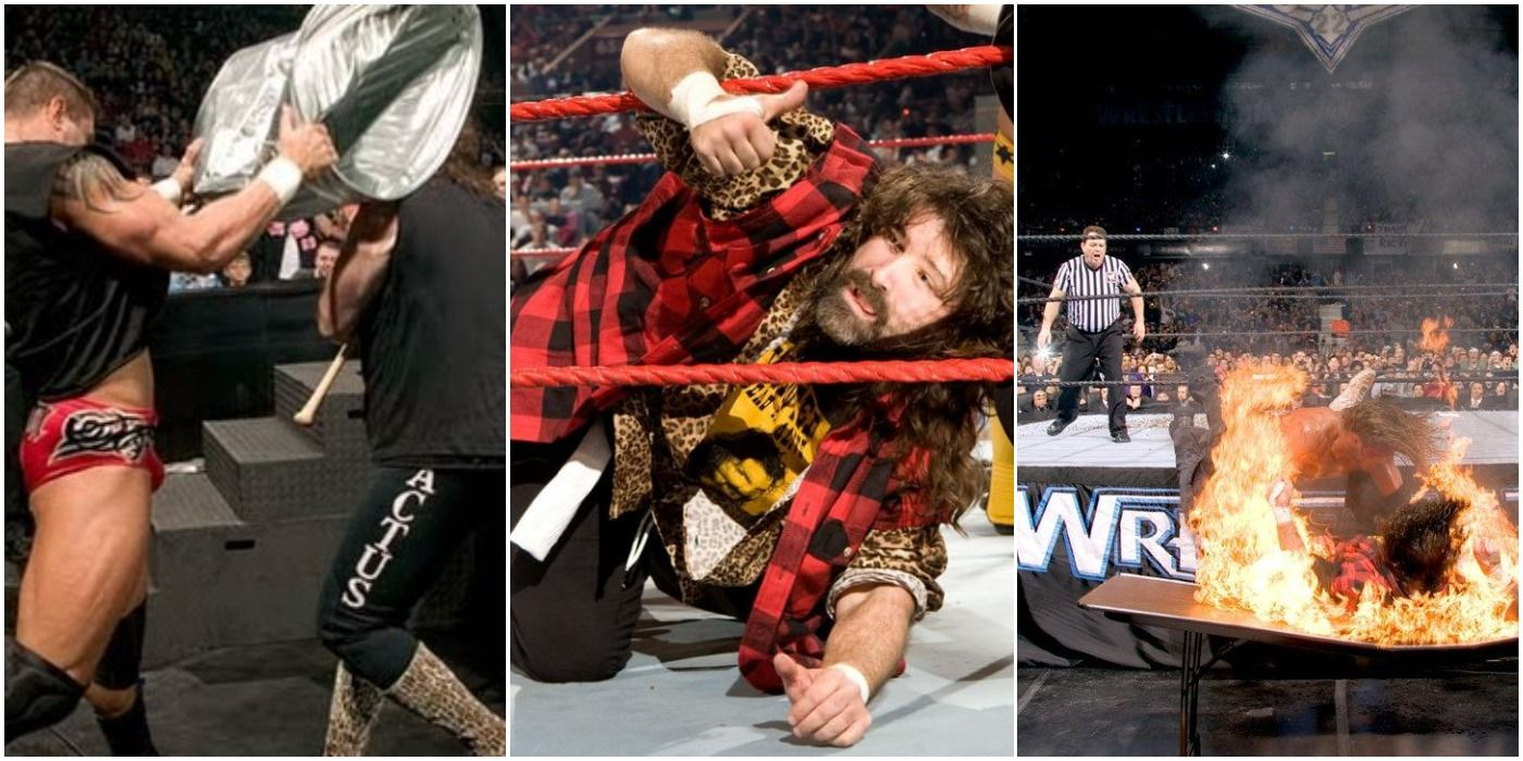 Mick Foley's Final 10 WWE PPV Matches, Ranked From Worst To Best