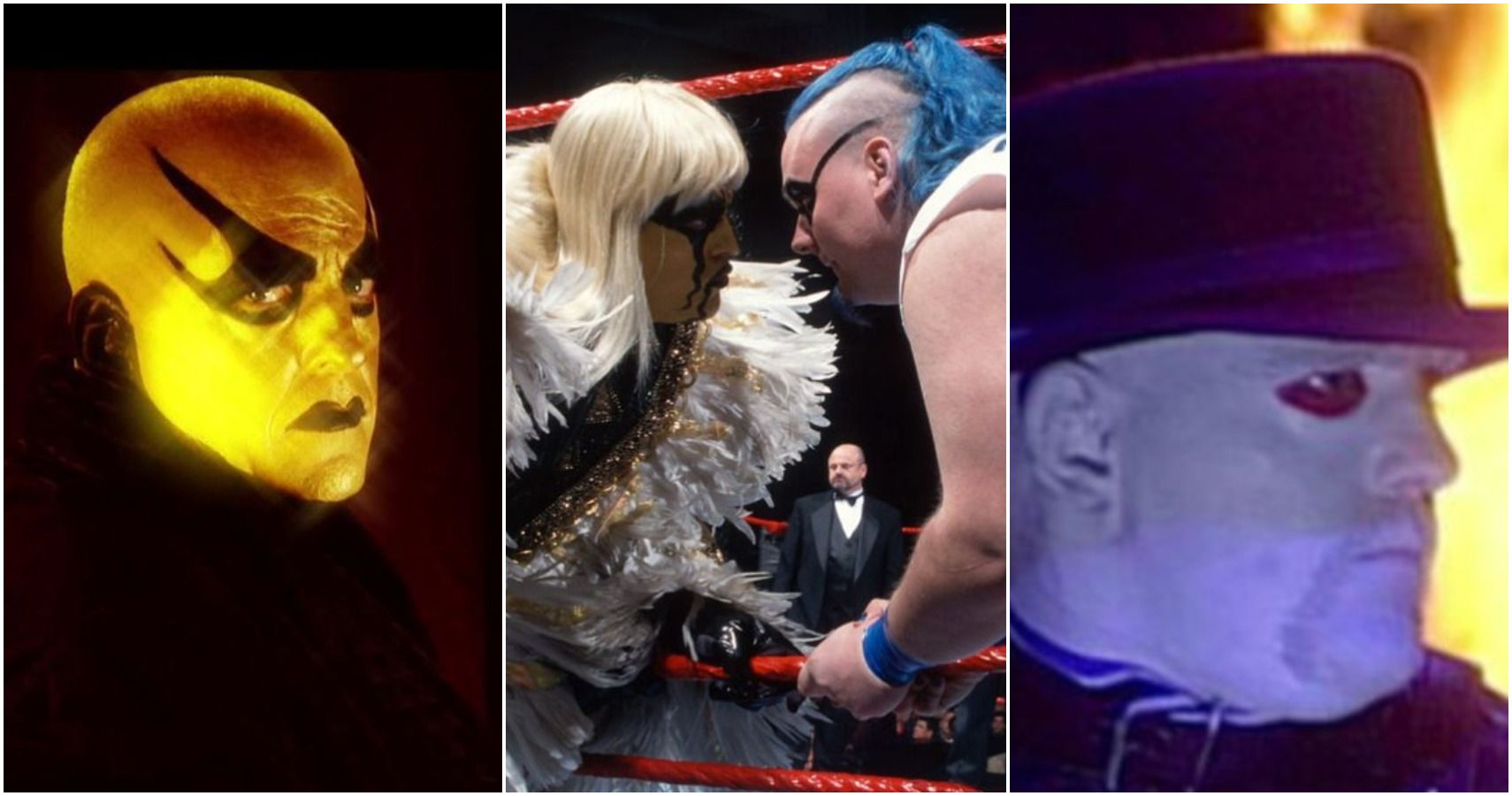 10 Things About Goldust's Career That Makes No Sense