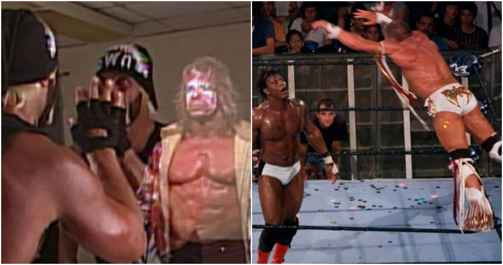 8 Most Embarrassing Moments Of Ultimate Warrior's Career