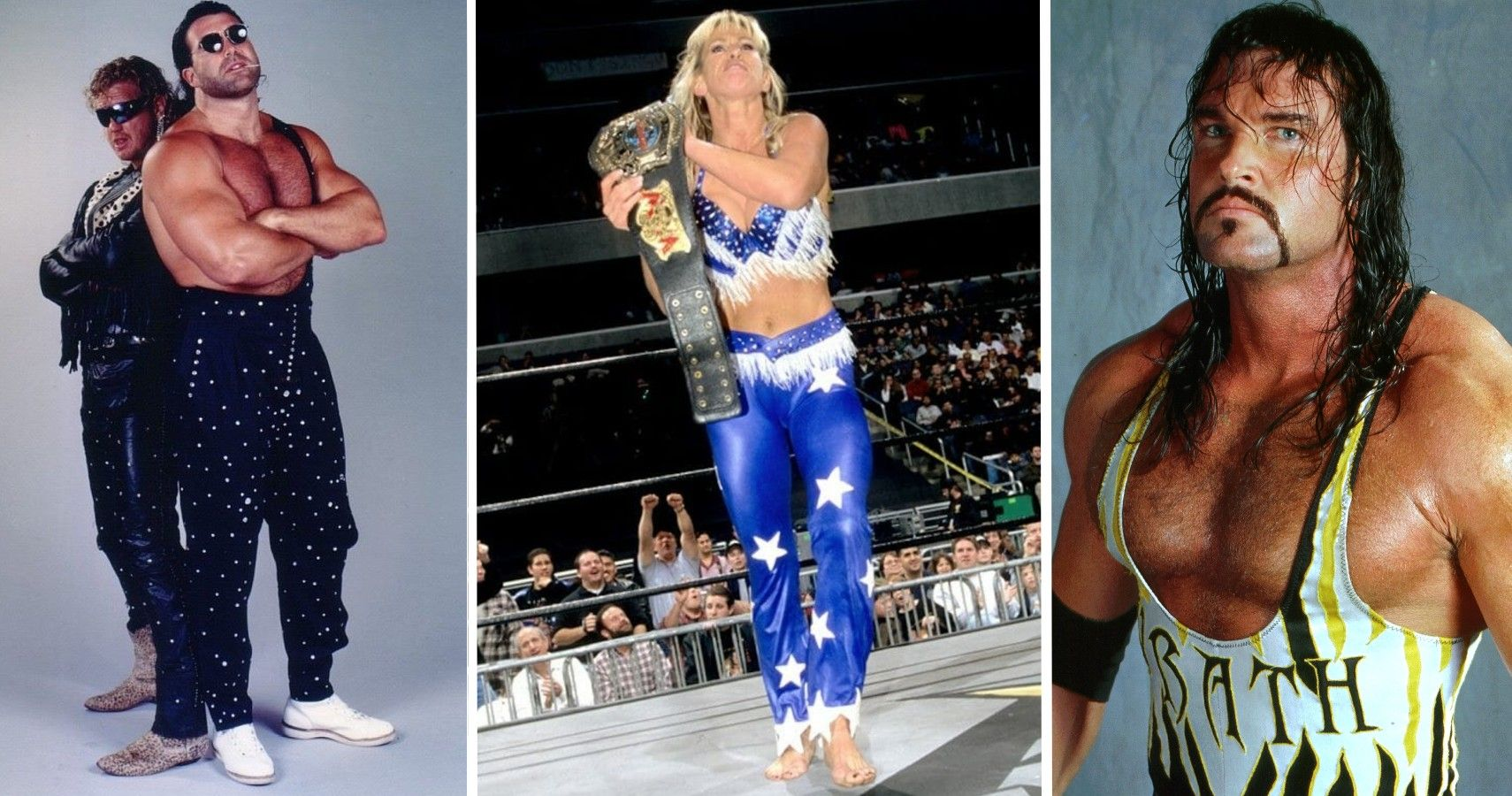 10 Wrestlers Who Left WCW & Came Back Totally Different