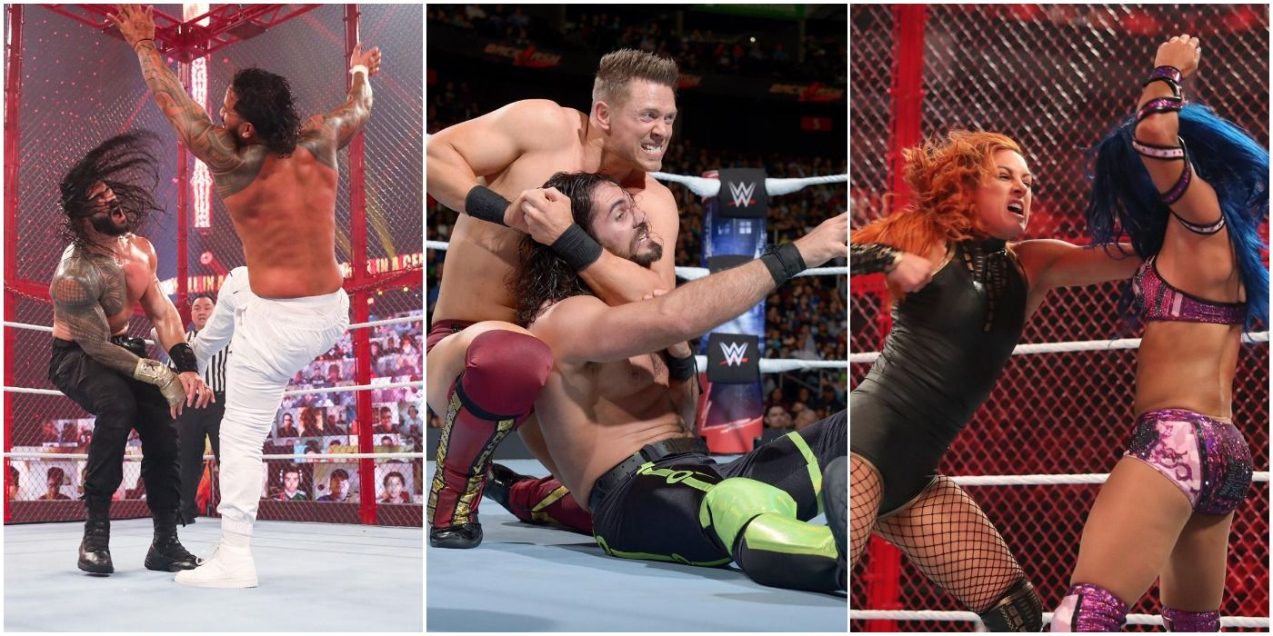 10 Times The Opening Match Was Better Than The Main Event On A PPV