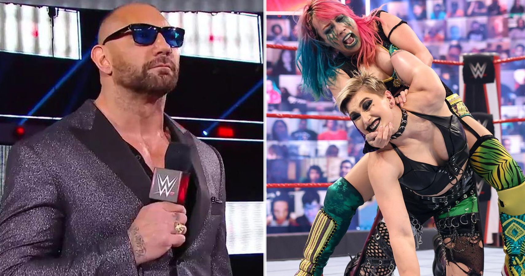 Batista Calls Out WWE For Terrible Booking Decision On This Week's Raw