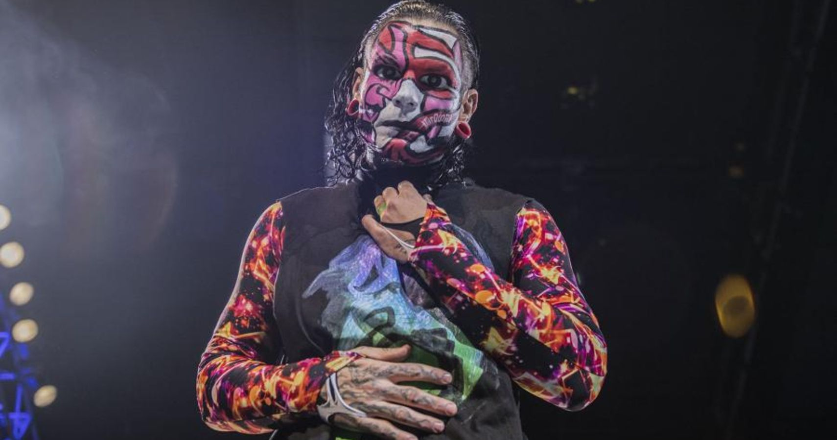 Jeff Hardy's Current WWE Run Has Been A Waste | TheSportster