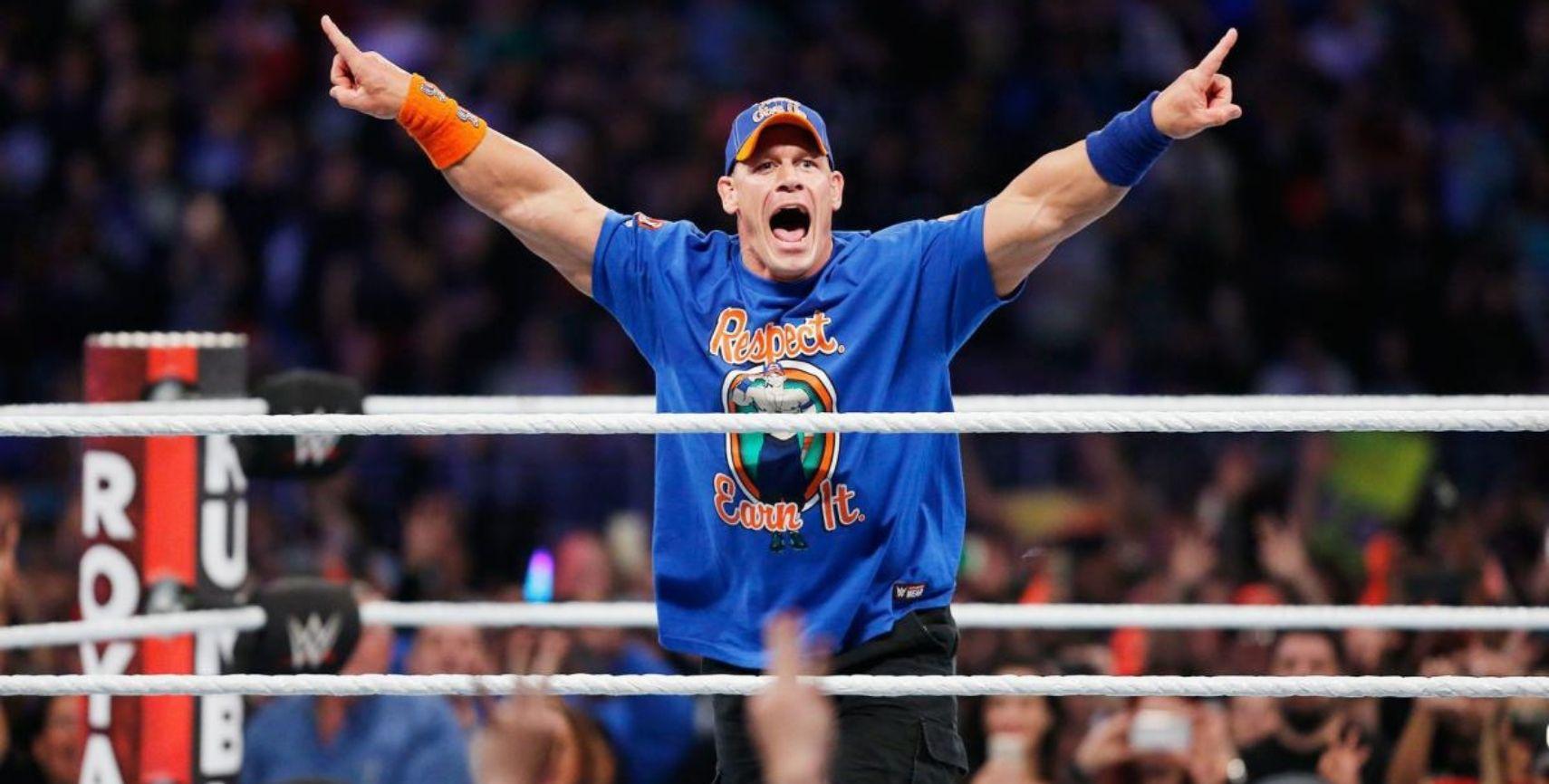 [Rumor] John Cena Could Return To Headline SummerSlam