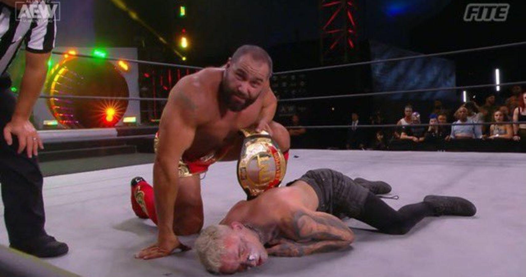 Miro Wins TNT Championship On Dynamite | TheSportster