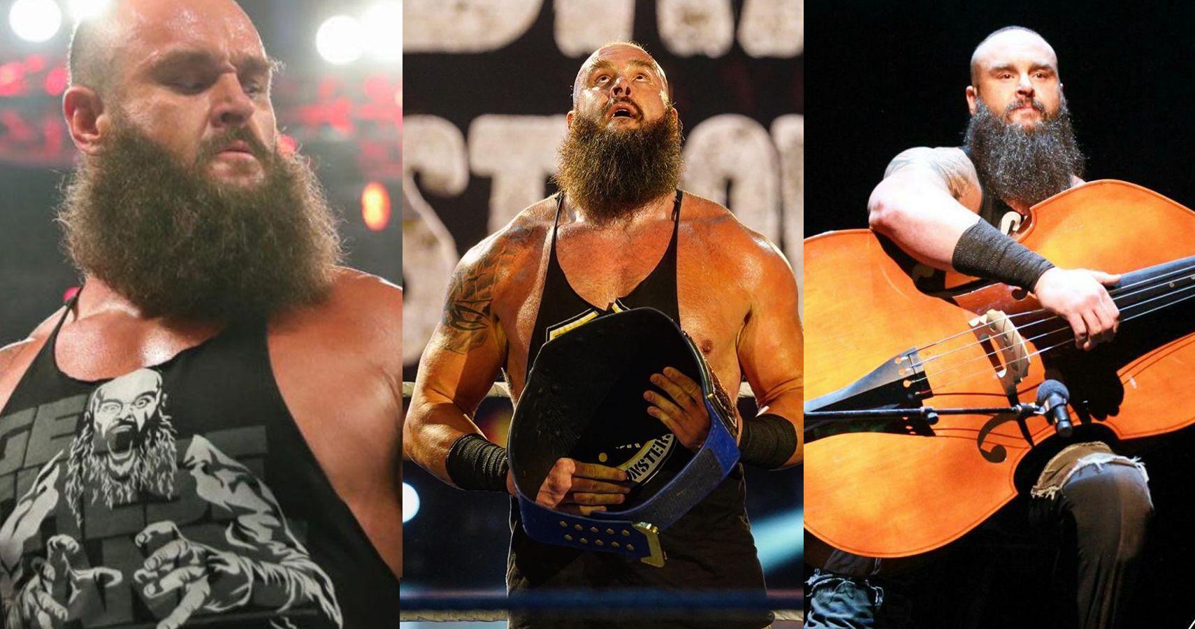 Braun Strowman Does Good Work With One Of WWE's Hardest Jobs