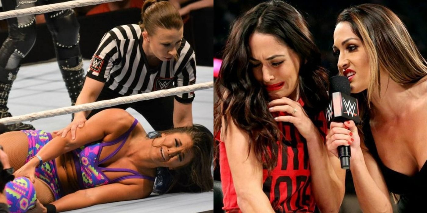 5 Things WWE Needs To Ban (& 5 They Should Unban) | TheSportster