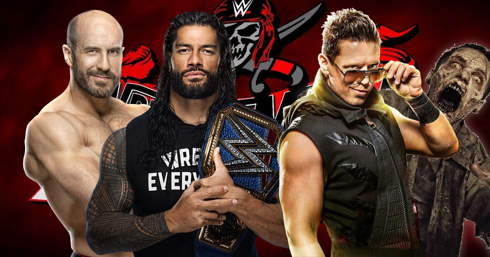 WrestleMania Backlash Winners And Losers: Great Matches... And Some Zombies