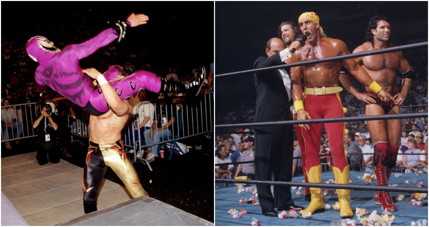 The 10 Best WCW PPV Events In History, According To Cagematch.net