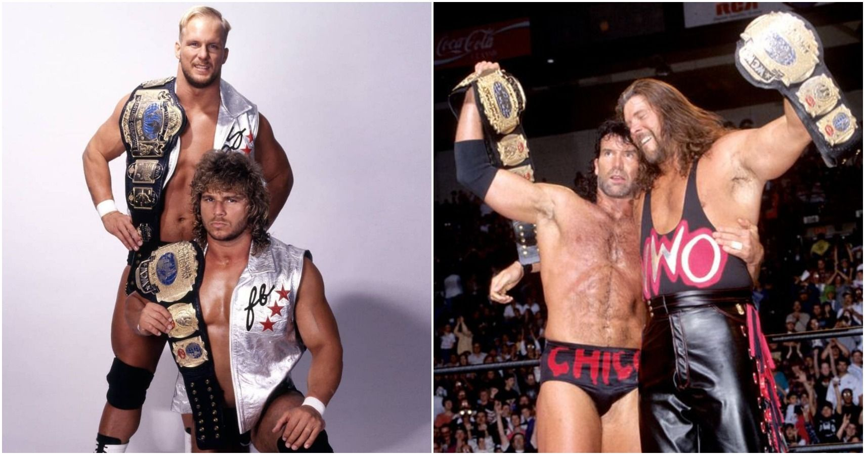 The 10 Longest WCW World Tag Team Championship Reigns