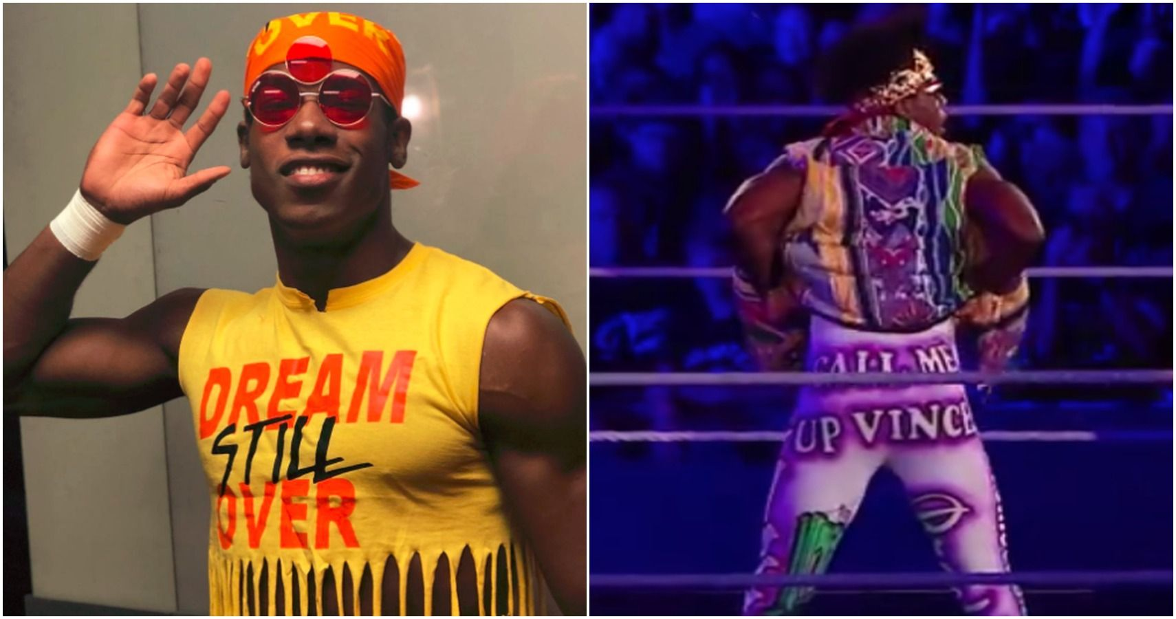 Velveteen Dream's Troubled WWE Career And Release, Explained
