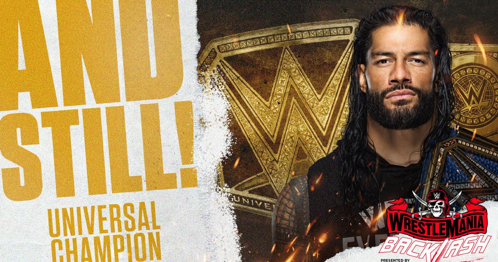 Roman Reigns Retains The Universal Title Without An Uso In Sight