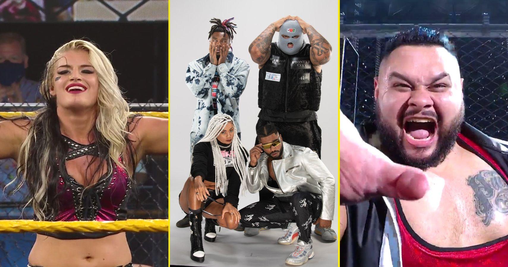 NXT Winners And Losers: Bronson Reed Beats North American Champion Johnny Gargano