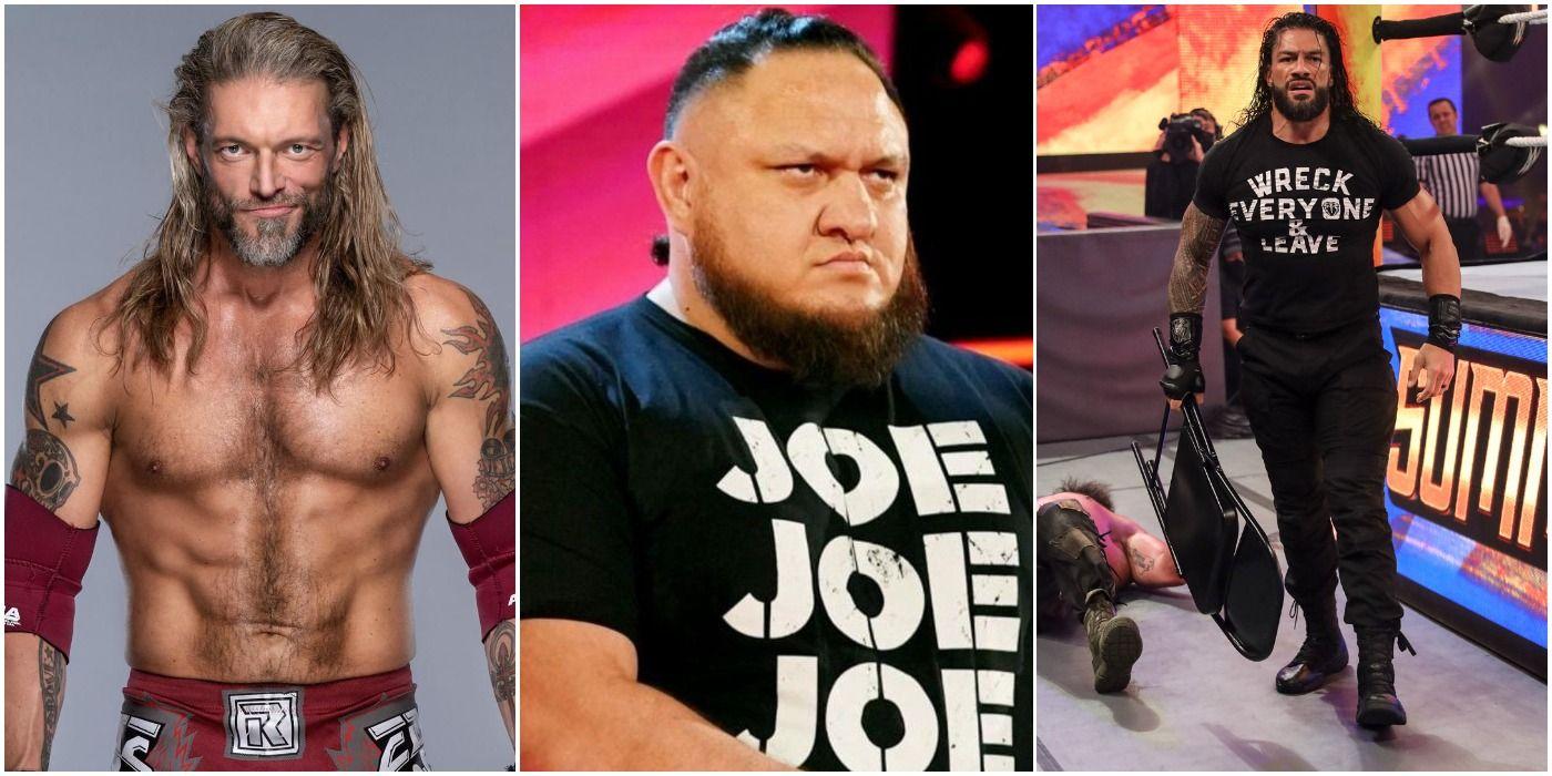 Samoa Joe & 9 Other Wrestlers Who Made Unannounced WWE Returns