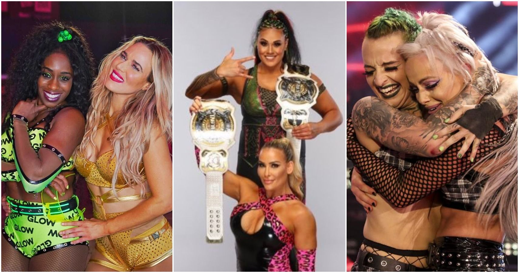 Latest Releases Prove WWE's Women's Tag Titles Are Not Long For This World [Theory]