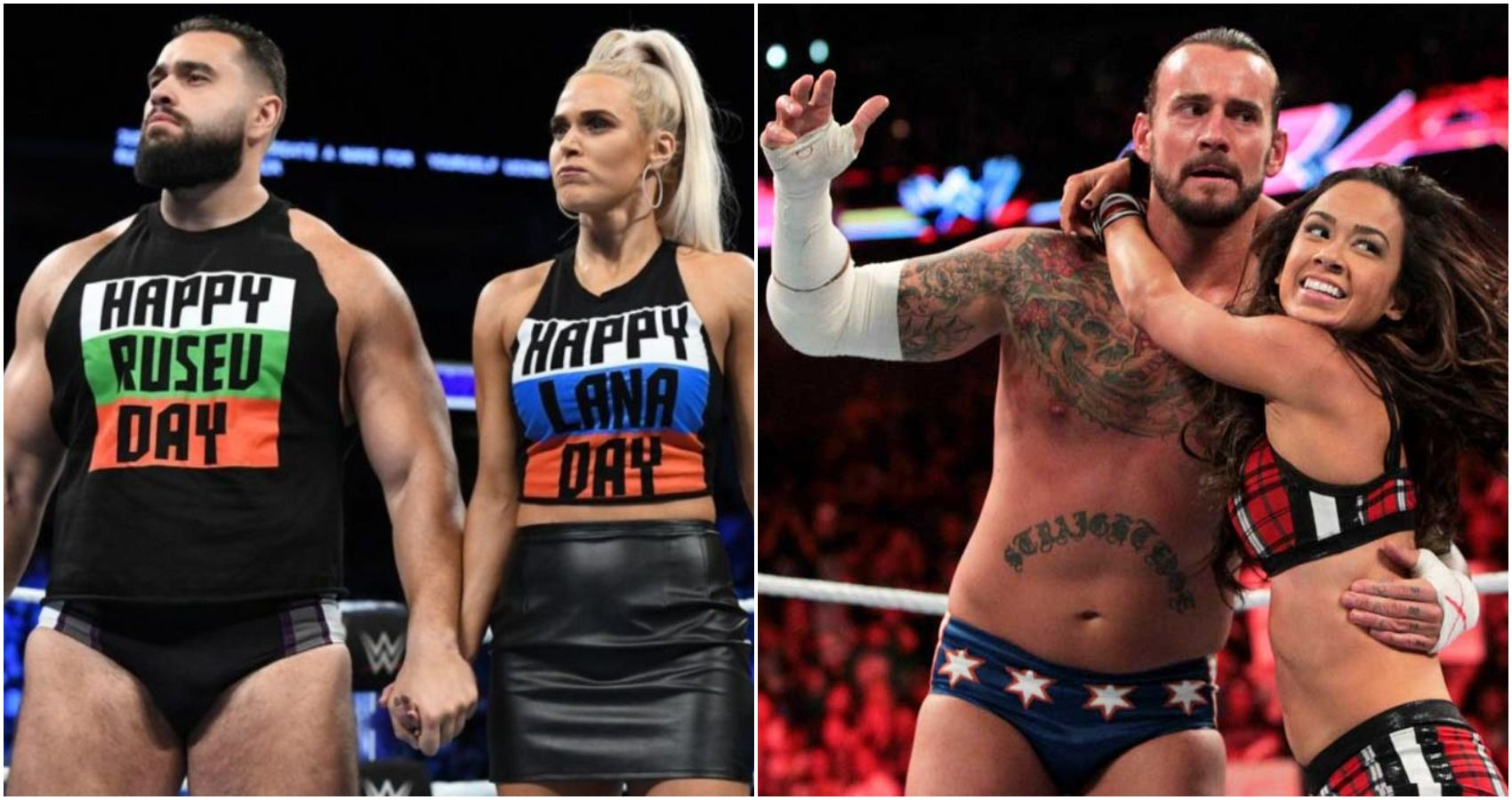 10 Couples Released Or Were Broken Up By A WWE Release