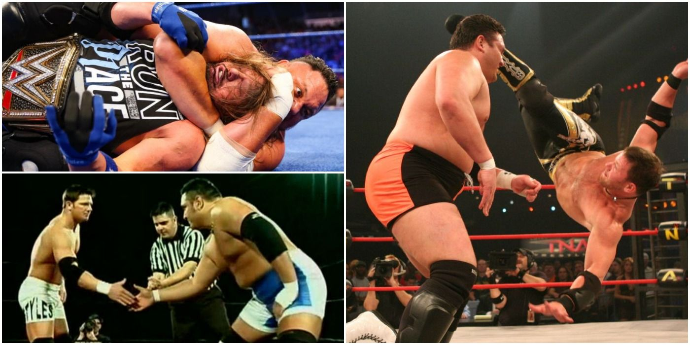 10 Matches That Happened In Three Different Promotions