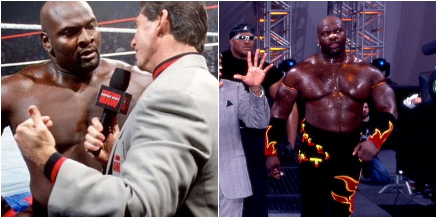 Ahmed Johnson: How Injuries & Timing Ruined A Potential WWE Mega Star