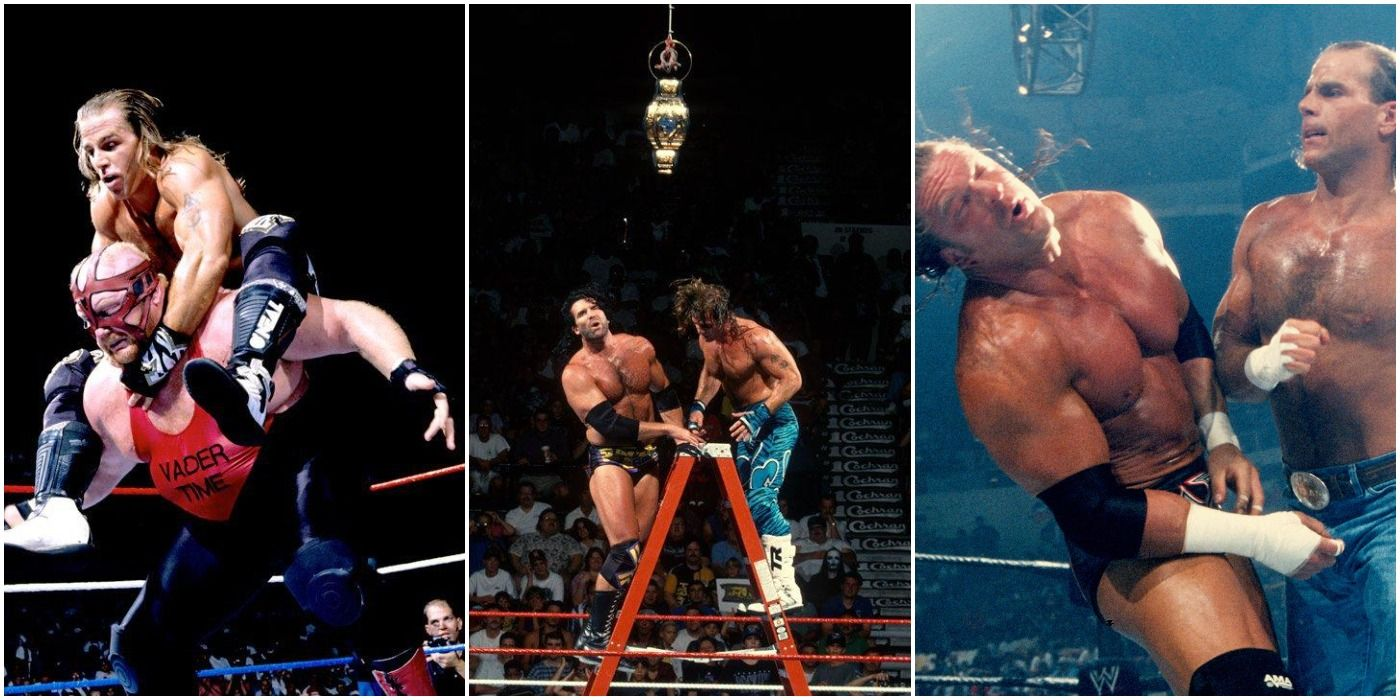 Every Shawn Michaels Match At SummerSlam, Ranked From Worst To Best