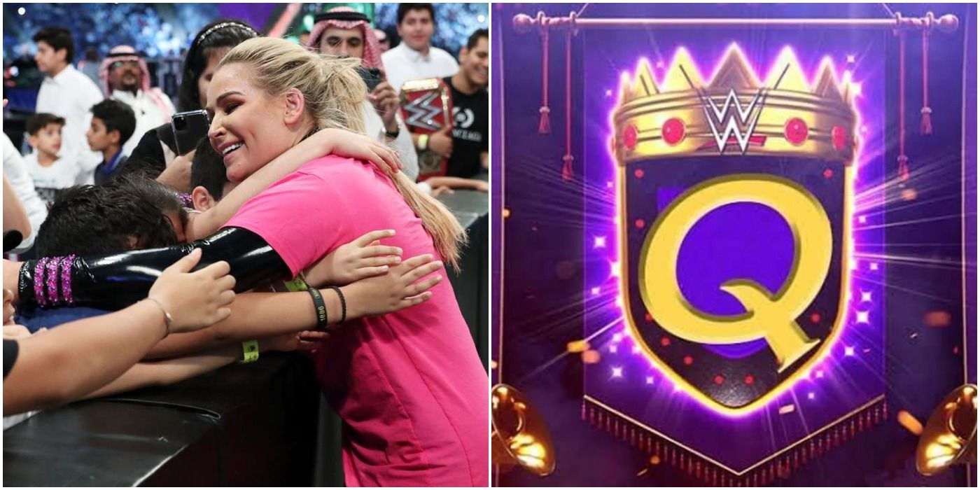WWE Planning To Hold Queen Of The Ring Final In Saudi Arabia